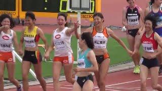 getlinkyoutube.com-日本陸上 混成競技2015 女子七種競技 表彰式