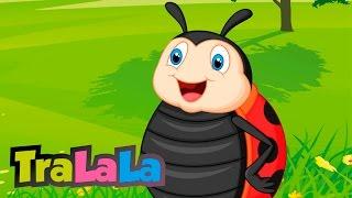 getlinkyoutube.com-Ghiocelul și buburuza - Cântece de primăvară pentru copii | TraLaLa