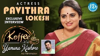getlinkyoutube.com-Actress Pavithra Lokesh Exclusive Interview || Koffee With Yamuna Kishore #6