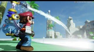 getlinkyoutube.com-Unreal Engine 4 [4.14]  Super Mario Sunshine