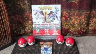 Opening NEW Pokemon Rumble U NFC Figures (SHINY!)