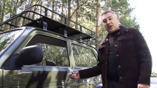 getlinkyoutube.com-Нива Бронто Рысь 1 - тест с Александром Михельсоном