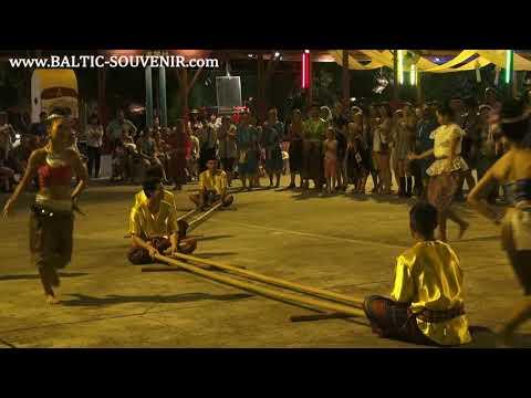 Тайские танцы, Тайланд | Thai dances, Thailand