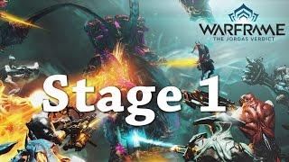 getlinkyoutube.com-Warframe | The Jordas Verdict | Trials/Raid | Stage 1 (Archwing & First Floor)