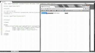 HTML Tutorial #9: File Upload Form