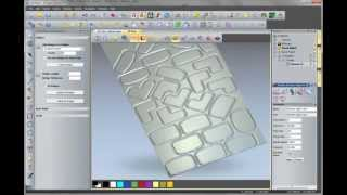 How to make tool path for making chair parts, artcam tutorial, artcam nesting