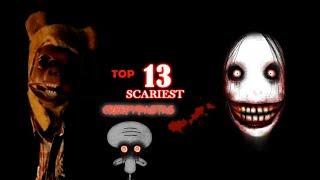 getlinkyoutube.com-Top 13 Scariest Creepypastas (HALLOWEEN SPECIAL)