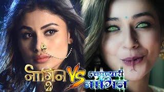 Naagin 2 V/s Iccha Pyaari Naagin | Shivanya V/s Iccha - BIG FIGHT