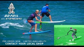 Go Foil with Starboard