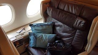 getlinkyoutube.com-Singapore Airlines A380 Business Class ✈ Singapore to Melbourne SQ217