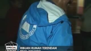 getlinkyoutube.com-Ribuan rumah di Bekasi terendam banjir, warga : Ini banjir yang terparah - Special Report 22/02