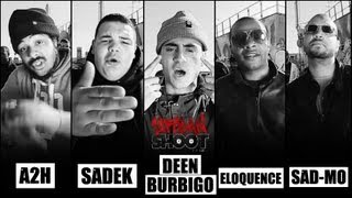 Urban Shoot #15 : Deen Burbigo, Sadek, A2h, Eloquence, Sad-mo