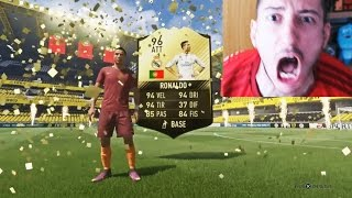 getlinkyoutube.com-HO TROVATO RONALDO SIF 96!! - Fifa 17 ultimate team