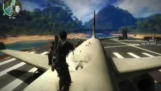 getlinkyoutube.com-Will It Fly - Just Cause 2
