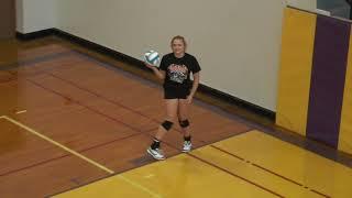 Senior Volleyball Boys vs Girls