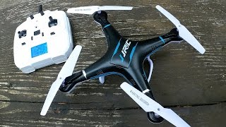 getlinkyoutube.com-JJRC H5P - RC Quadcopter Test / Drohne mit HD Kamera  von Gearbest.com