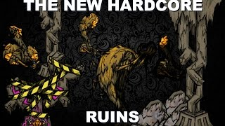 THE NEW RUINS - HEART OF THE RUINS PATCH - NEW REIGN - DONT STARVE TOGETHER