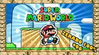 getlinkyoutube.com-Super Mario World - Zerado Completo - 100%