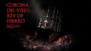 getlinkyoutube.com-Dark souls 2 corona del viejo rey de hierro NG+7 parte 3