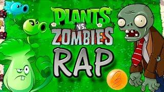 getlinkyoutube.com-Plantas vs Zombies Rap (Jehu Llerena) | Bambiel