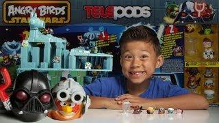 STAR DESTROYER - Angry Birds Star Wars II TELEPODS WEEK - Day 3