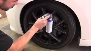getlinkyoutube.com-PlastiDip on Rims - New Brake Masking System!