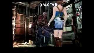 getlinkyoutube.com-Let's Play Resident Evil 3 Part 13 - Jill Vs Nemesis (Hentai Mode)
