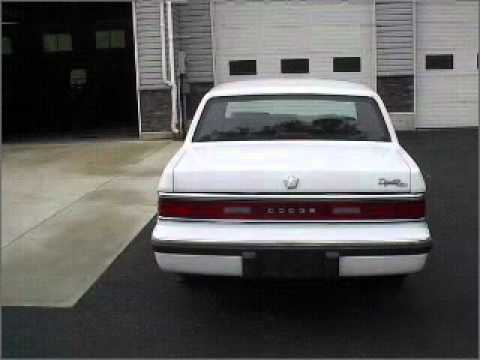 1992 Dodge Dynasty Problems and Repair Information