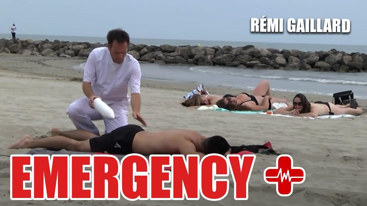 Первая медицинская помощь [розыгрыш|видео]