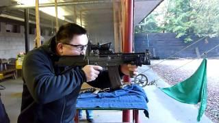 getlinkyoutube.com-德國HK MP7,UMP,G36K ,SIG CQB (552) ,Knight SR15-E3