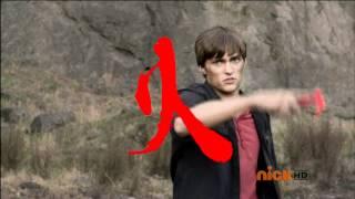 getlinkyoutube.com-Power Rangers Super Samurai - Red Ranger Morph 5