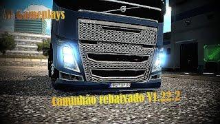 getlinkyoutube.com-Euro Truck Simulator 2 - Mod Todos Os Caminhões Rebaixados + Download (V1.22)