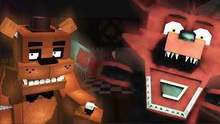 getlinkyoutube.com-Five Nights At Minecraft
