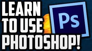 getlinkyoutube.com-How To Use Photoshop CS6 / CC For Beginners! Photoshop Tutorial 2015!