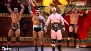 getlinkyoutube.com-WWE The League of Nations entrance 2015