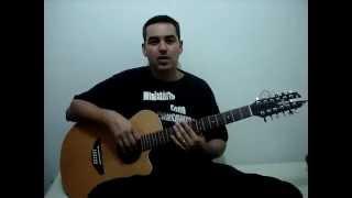Video Aula - Música Se não for pra te Adorar - Fernandinho (Parte 03)