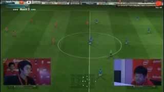 getlinkyoutube.com-FIFA Online 3 ► Giao hữu Thái Bảo vs MaJorFree (team MaJor Korea)