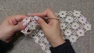 getlinkyoutube.com-Tejido con Circulos Crochet parte 2 de 2
