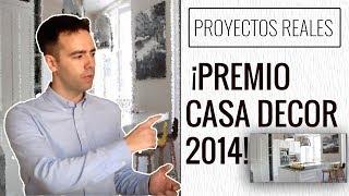 getlinkyoutube.com-Cocina Blanca ¡Chulisima! - Cocina premiada Casa Decor 2014 - Linea 3 cocinas