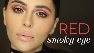 getlinkyoutube.com-WARM SMOKEY EYE MAKEUP TUTORIAL