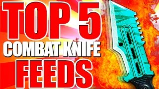 getlinkyoutube.com-Black Ops 3 - Top 5 COMBAT KNIFE FEEDS - BO3 Community Top Five #4