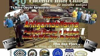 3º Encontro Interclubes de Veículos em Ilha das Flores -São Gonçalo.RJ