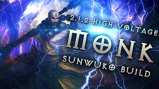 getlinkyoutube.com-Best 2.1.2 Monk Build & Gear: High Voltage Monkey King - Diablo 3 Reaper of Souls Guide