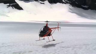 Glärnisch_Kitfox meets Helicopter CH_7