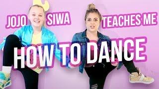 JOJO SIWA TEACHES ME HOW TO DANCE   Baby Ariel