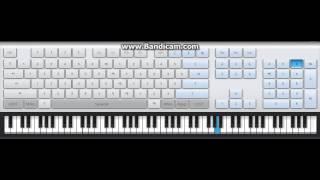 getlinkyoutube.com-Piano ; Endless Tears -  Cliff Edge ft.Maiko Nakamura [Silent]||Neko