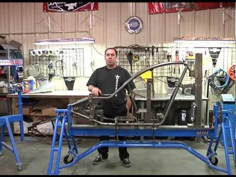 Video de motorcycle frame jig fabrication part 1 en youtube