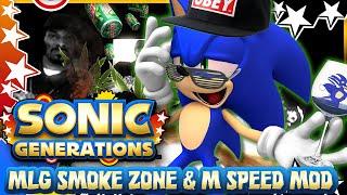getlinkyoutube.com-Sonic Generations MLG Smoke Zone - Mod Mondays & GIVEAWAY