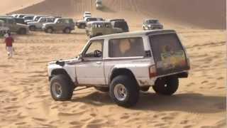 getlinkyoutube.com-كشكول 69عروض مرهمات شباب القصيم بطعوس مستورةV8 over the dune