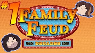 getlinkyoutube.com-Family Feud Decades: Survey Turvy - PART 1 - Game Grumps VS